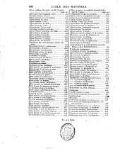 Systême anatomique: Dictionnaire raisonné des termes d'anatomie et de physiologie [Abaissement