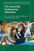 Pre university Engineering Education PDF