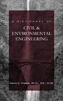 A Dictionary of Civil   Environmental Engineering PDF