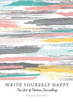 Write Yourself Happy PDF
