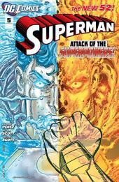 Superman (2011-) #5