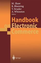 Handbook on Electronic Commerce