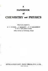 A Handbook of Chemistry and Physics PDF