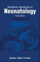 Residents  Handbook of Neonatology PDF