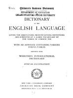 Webster s Academic Dictionary PDF