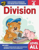 Division Workbook Grade 4  4th Grade Math Workbooks  Math Division Workbook for Learning Division Multiple Digits With Without Remainders with Answer Keys PDF
