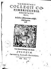 Commentarii Collegii Conimbricensis Societatis Iesu, in Libros Meteorum Aristotelis