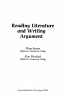 Reading Literature and Writing Argument PDF