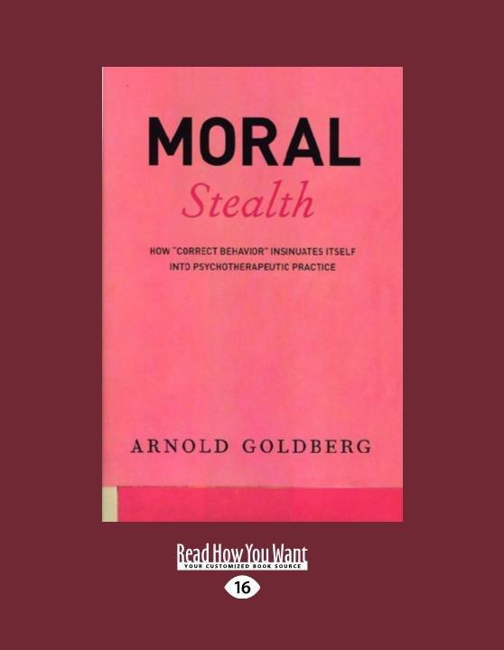 Moral Stealth