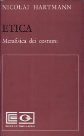 Etica Metafisica Dei Costumi
