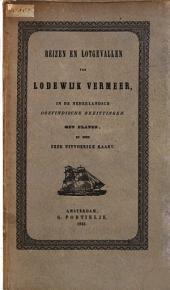 Reizen en lotgevallen van Lodewijk Vermeer in de Nederlandsch Oost-Indische bezittingen