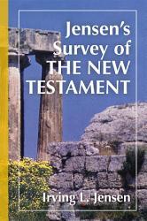 Jensen S Survey Of The New Testament Book PDF