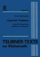 Labyrinth Problems PDF