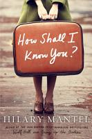 How Shall I Know You   A Short Story PDF