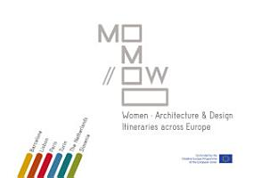MoMoWo  Women  Architecture   Design Itineraries across Europe PDF