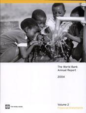 World Bank Annual Report 2004 PDF