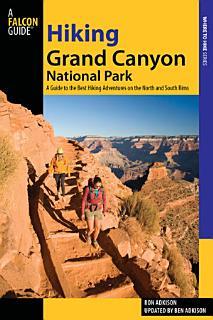 Hiking Grand Canyon National Park Book