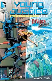Young Justice (2011-) #22