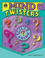 Mind Twisters  Grade 6 PDF