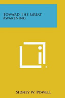 Download Toward the Great Awakening Book