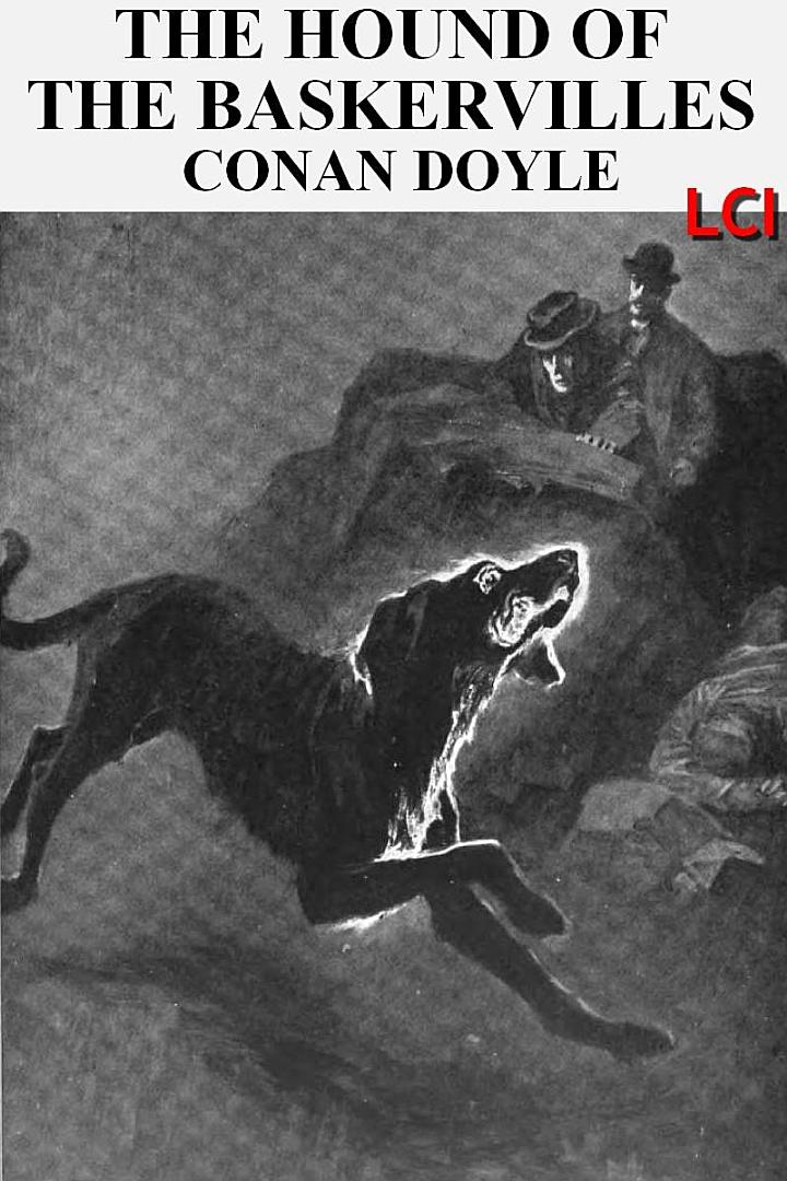 The Hound of the Baskervilles (Fully Illustrated)