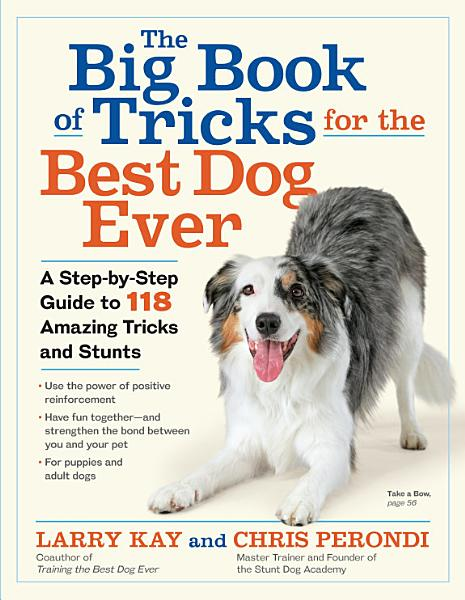 Download The Big Book of Tricks for the Best Dog Ever Book