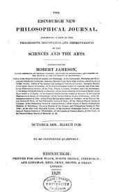 Edinburgh New Philosophical Journal: Volume 6