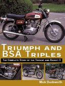 Triumph and BSA Triples