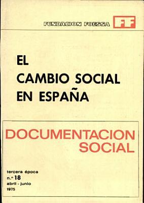 El Cambio Social en Espana PDF