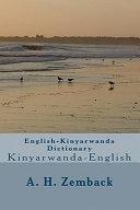 English-Kinyarwanda Dictionary: Kinyarwanda-English