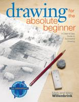 Drawing for the Absolute Beginner PDF