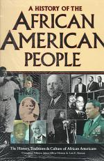 A History of the African American People
