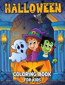 Halloween Coloring Book for Kids PDF