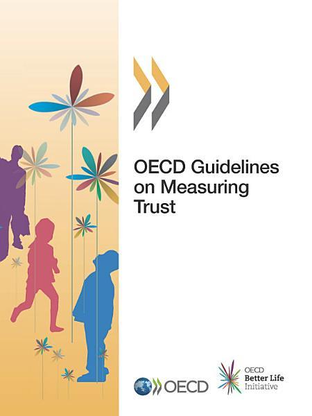 OECD Guidelines on Measuring Trust