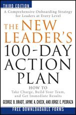 The New Leader s 100 Day Action Plan PDF