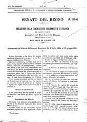 Atti parlamentari del Senato del Regno documenti: da 188 al 287]