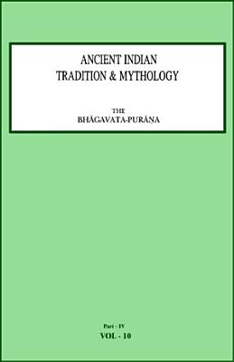 Ancient Indian Tradition and Mythology Volume 10 PDF