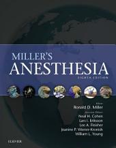 Miller's Anesthesia: Edition 8