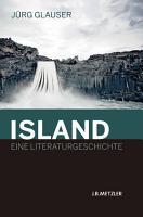 Island     Eine Literaturgeschichte PDF