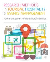 Research Methods in Tourism  Hospitality and Events Management PDF