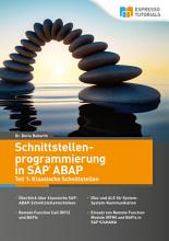 Schnittstellenprogrammierung in SAP ABAP PDF