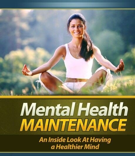 Mental Health Maintenance PDF