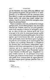 La Métaphysique: Volume1