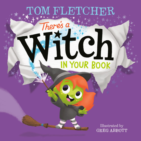 There's a Witch in Your Book