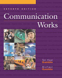 Communication Works With Communication Works Cd Rom 1 0 Book PDF