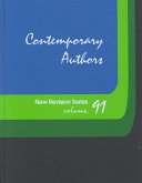 Contemporary Authors New Revision PDF