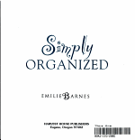 Simply Organized PDF