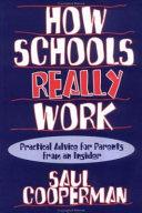 How Schools Really Work