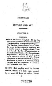 A Foreigner's Opinion of England, Englishmen, English Women, English Manners, English Morals ...: And a Variety of Other Interesting Subjects, Including Memorials of Nature and Art, Comprised in a Series of Free Remarks, the Result of Personal Observation During a Residence of Two Years in Great Britain, Volume 1