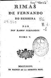 Rimas de Fernando de Herrera